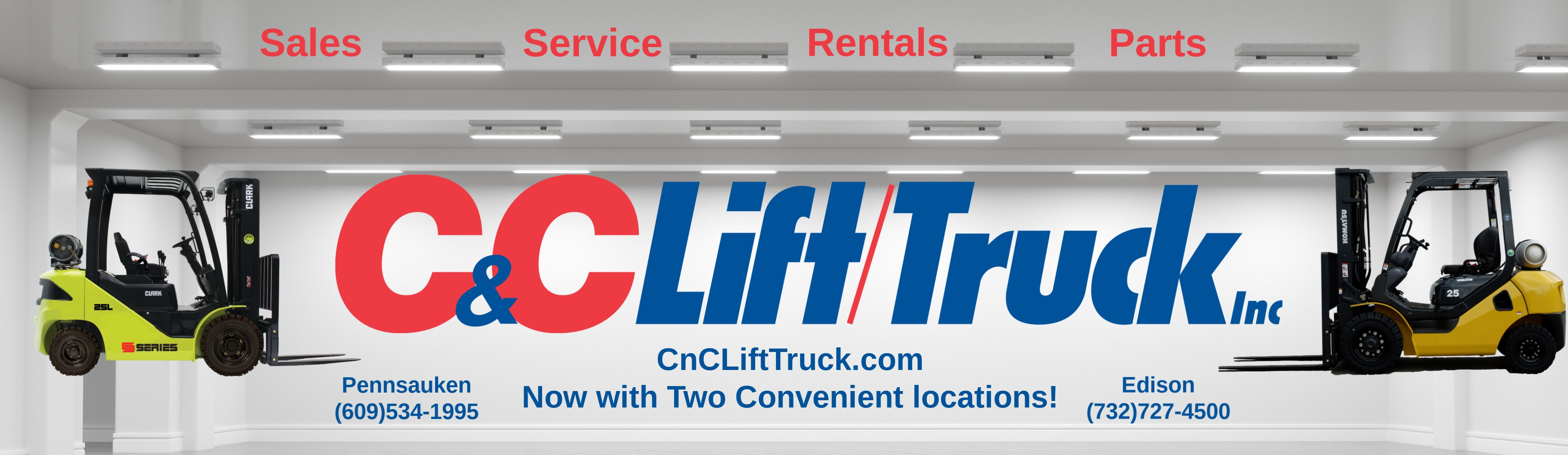 C&C Lift Truck, Inc  | LinkedIn