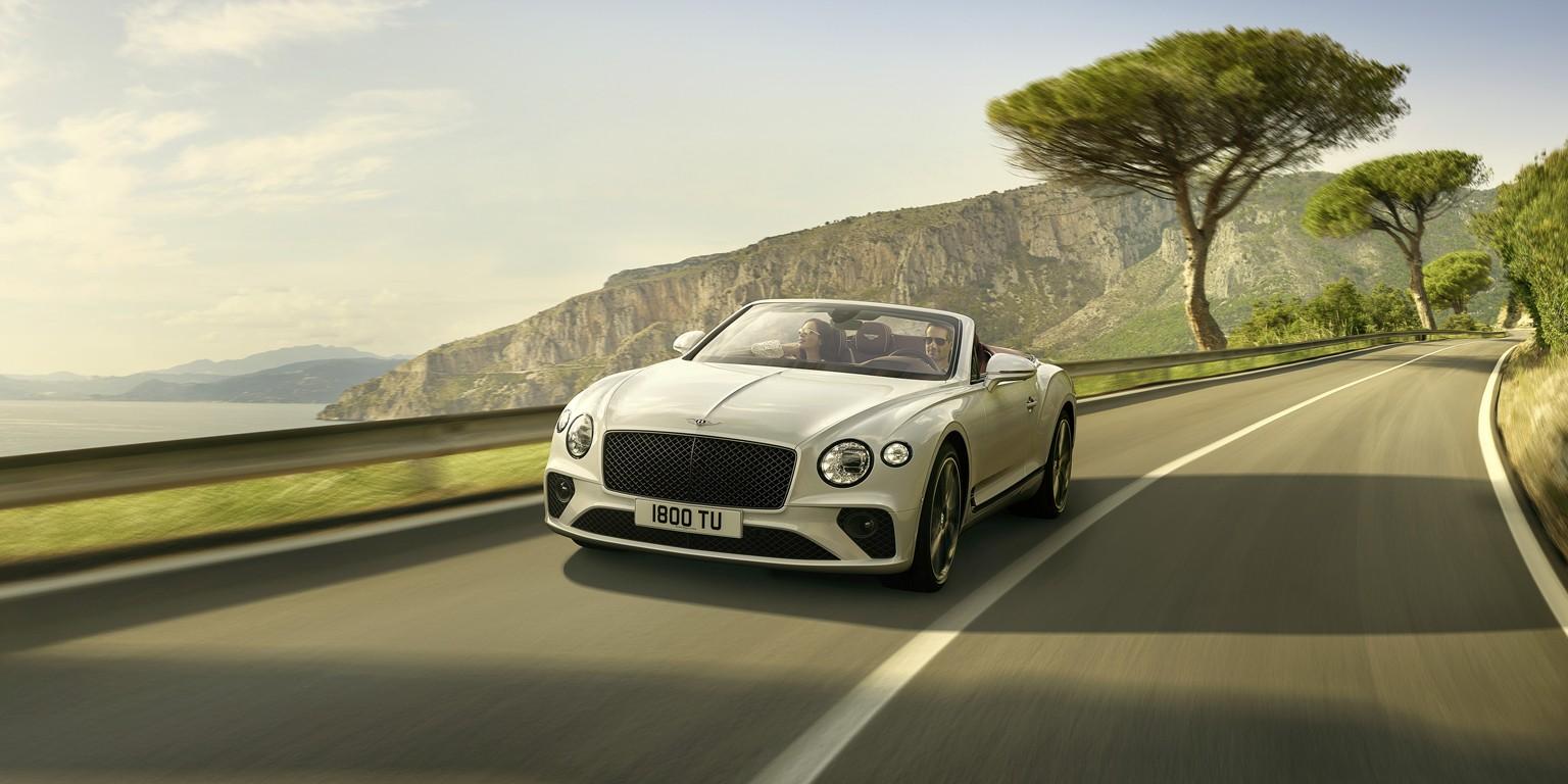 Bentley Motors Ltd Cover Image