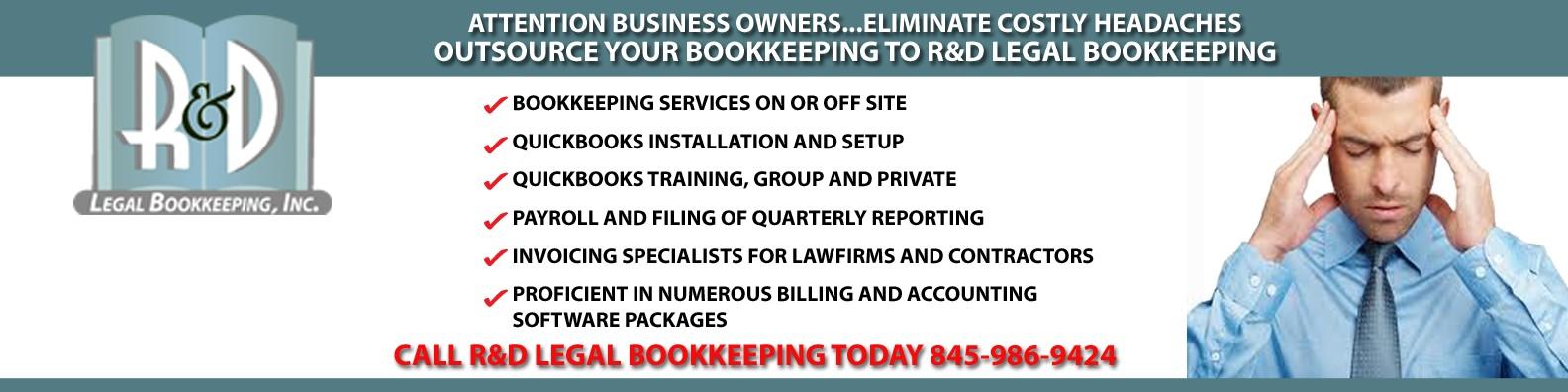 R&D Legal Bookkeeping, Inc  | LinkedIn