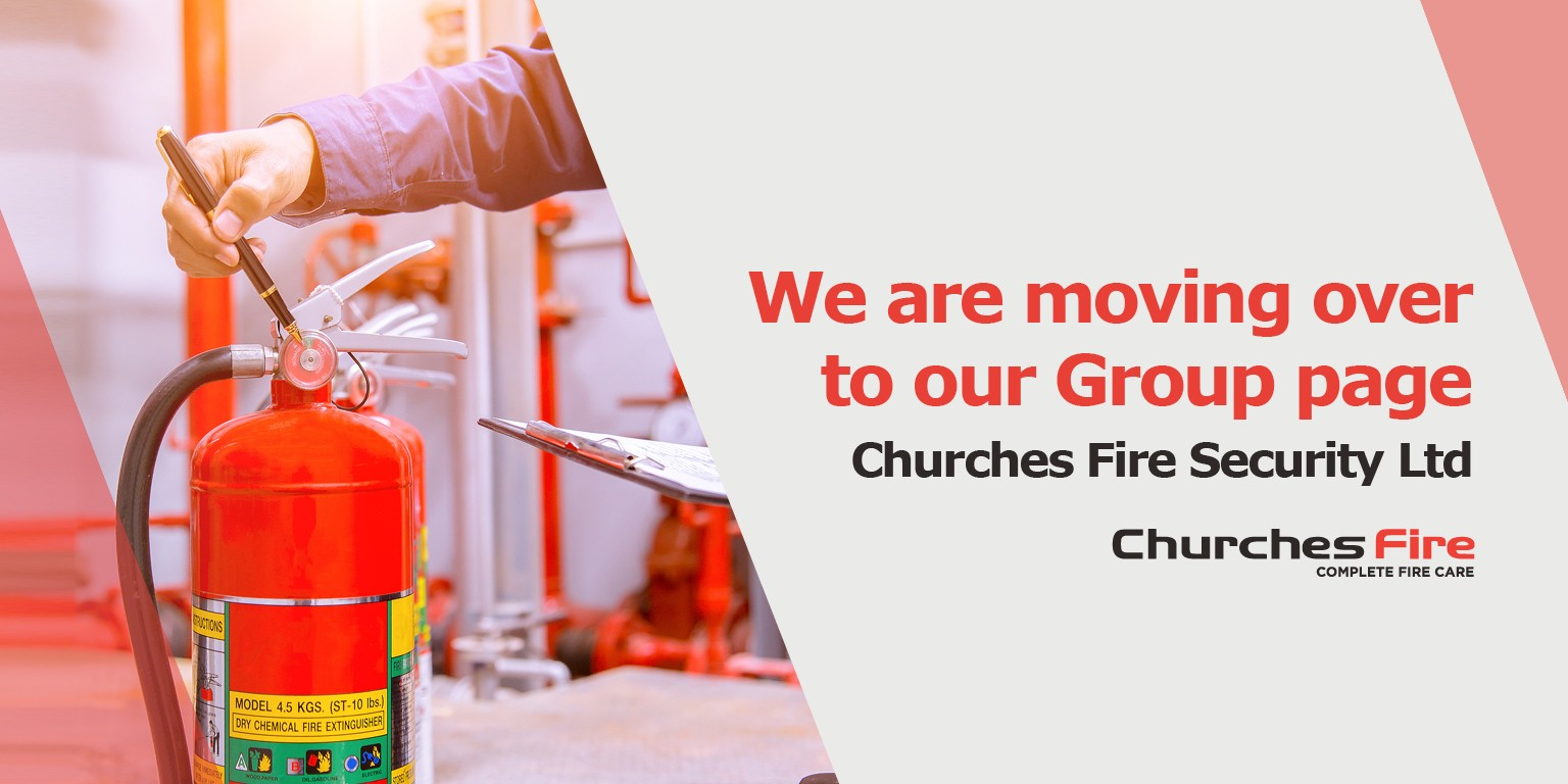 Fire Safety Services (UK) Ltd - A Churches Fire Group