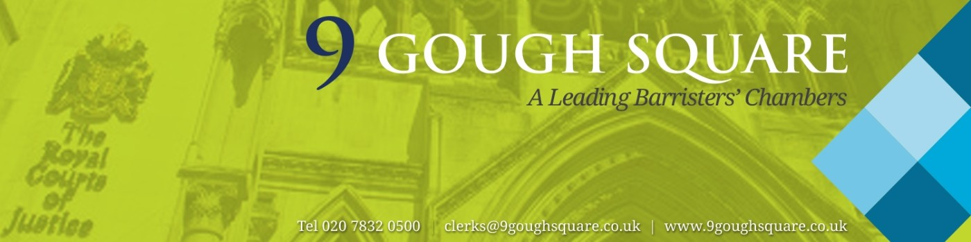 9 Gough Square Cover Image