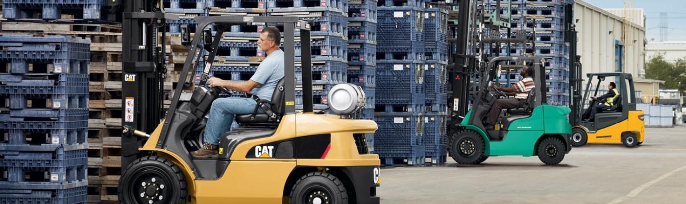 Mitsubishi Caterpillar Forklift America Inc  (MCFA) | LinkedIn