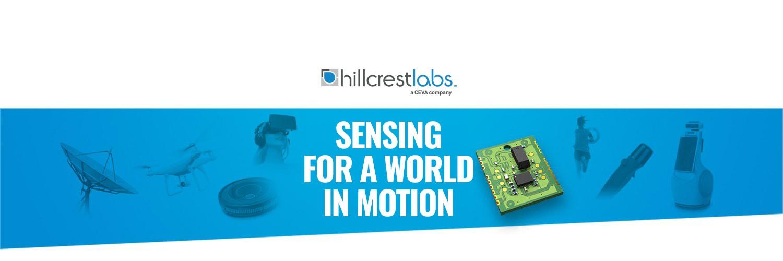Hillcrest Labs, a CEVA company | LinkedIn