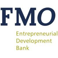 FMO - Dutch Development Bank Logo