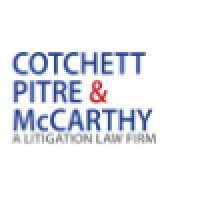 Cotchett, Pitre & McCarthy, LLP | LinkedIn