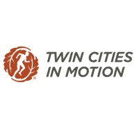 Image result for twin cities in motion logo