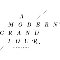 Image result for a modern grand tour logo