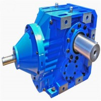 Spiral Bevel Gear Reducer,Flange Mounted Bevel Gearbox,high