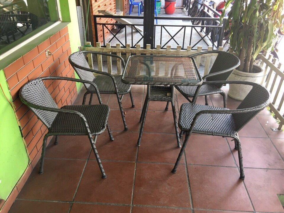 thanh lý bàn ghế cafe tại Hà Nội