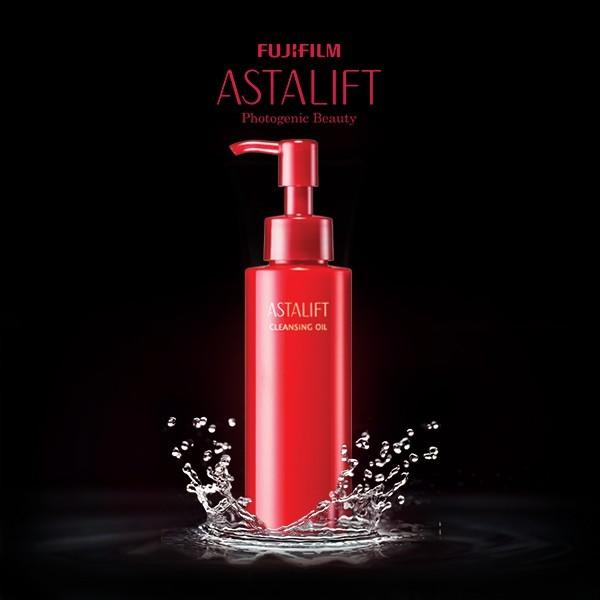 Dầu tẩy trang Astalift Cleansing Oil 1