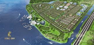 dự án đất nền King Bay