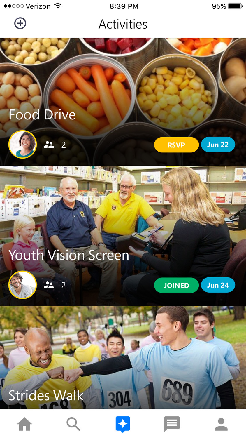 MyLion App Helps Communities Thrive 1tags%
