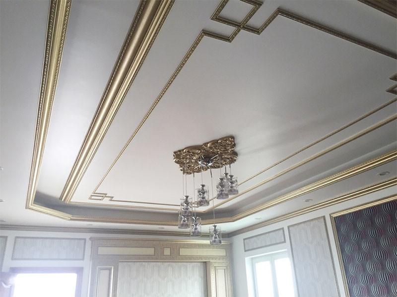 phào chỉ trang trí trần nhà