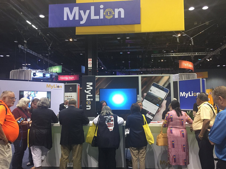 MyLion App Helps Communities Thrive 3tags%