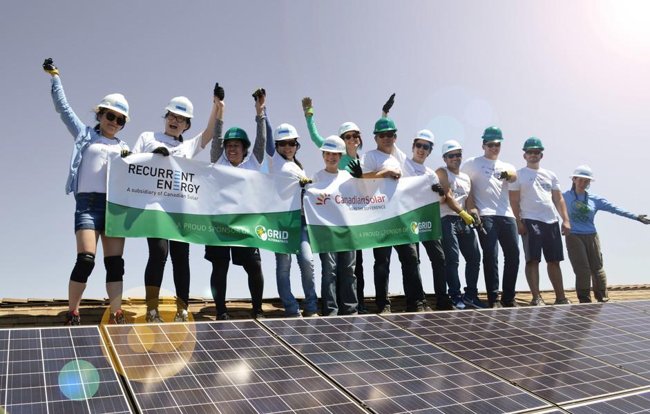 Canadian Solar Inc : Life | LinkedIn