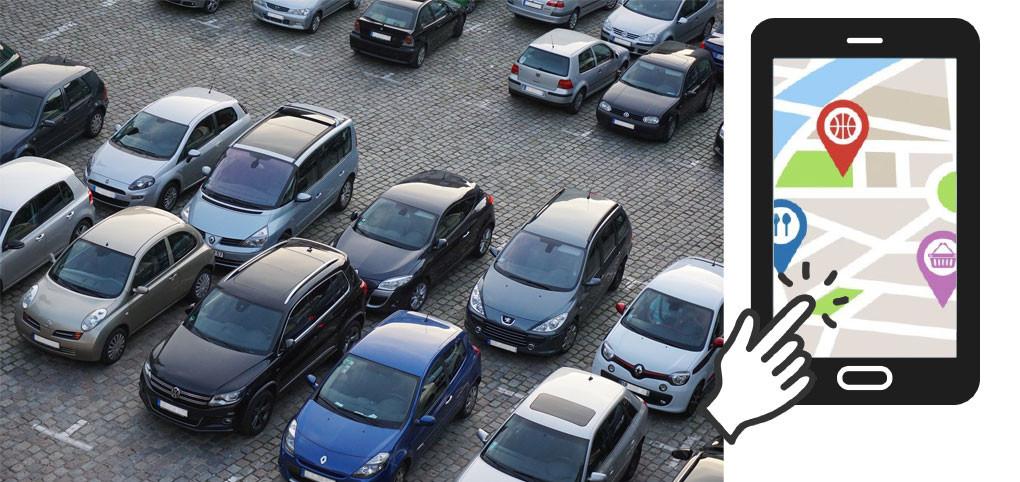 bai đỗ xe thông minh