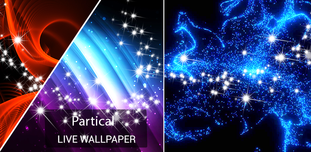 Download Particle Live Wallpaper app right now, completely free of charge! It makes your android phone's screen more beautiful.