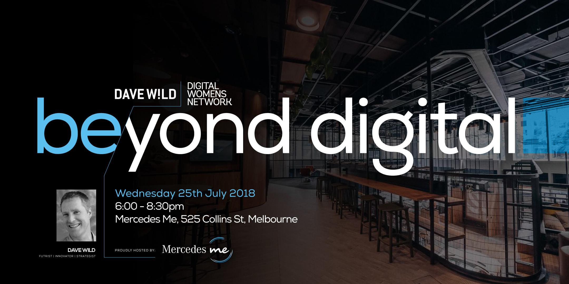Future trends of technology - Beyond Digital