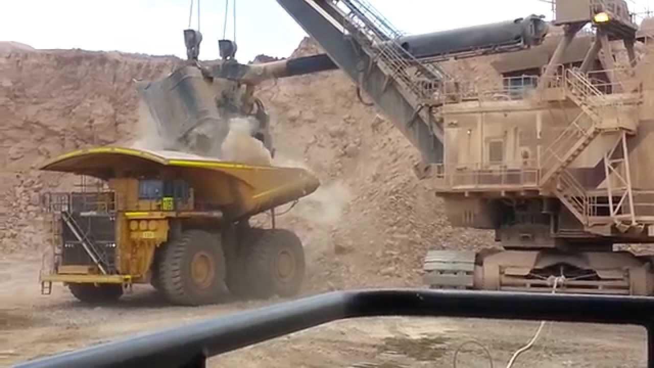 Lubricating Big Iron
