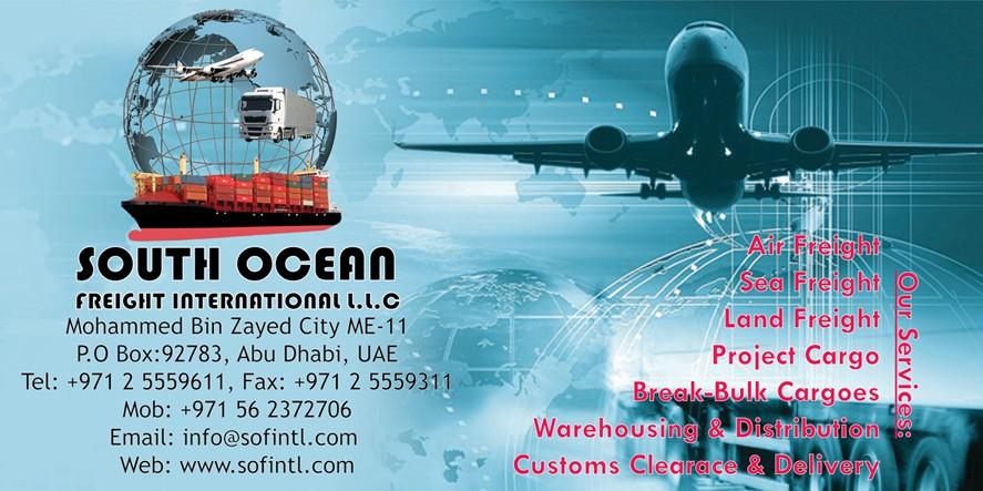 South Ocean freight International | LinkedIn
