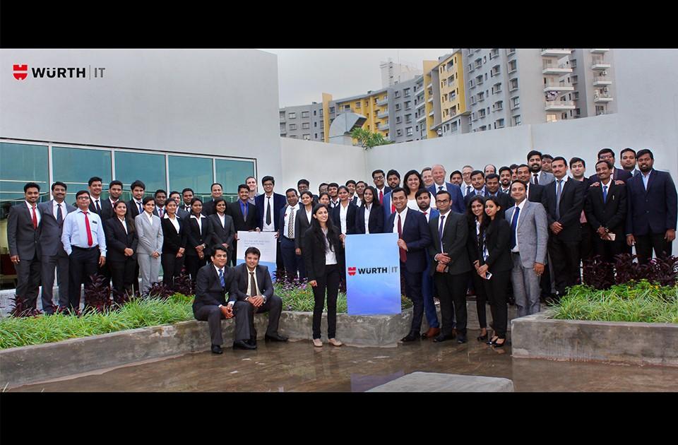 Wurth IT India Pvt Ltd | LinkedIn