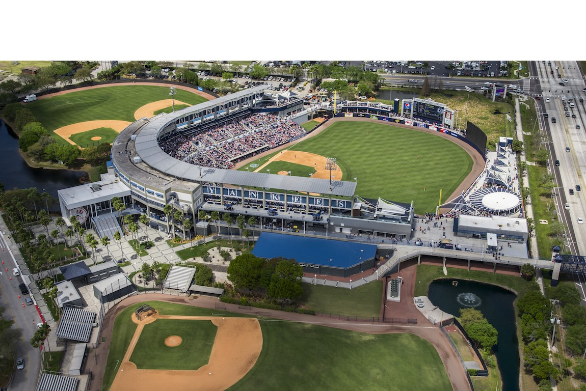 George M Steinbrenner Field Cover Image