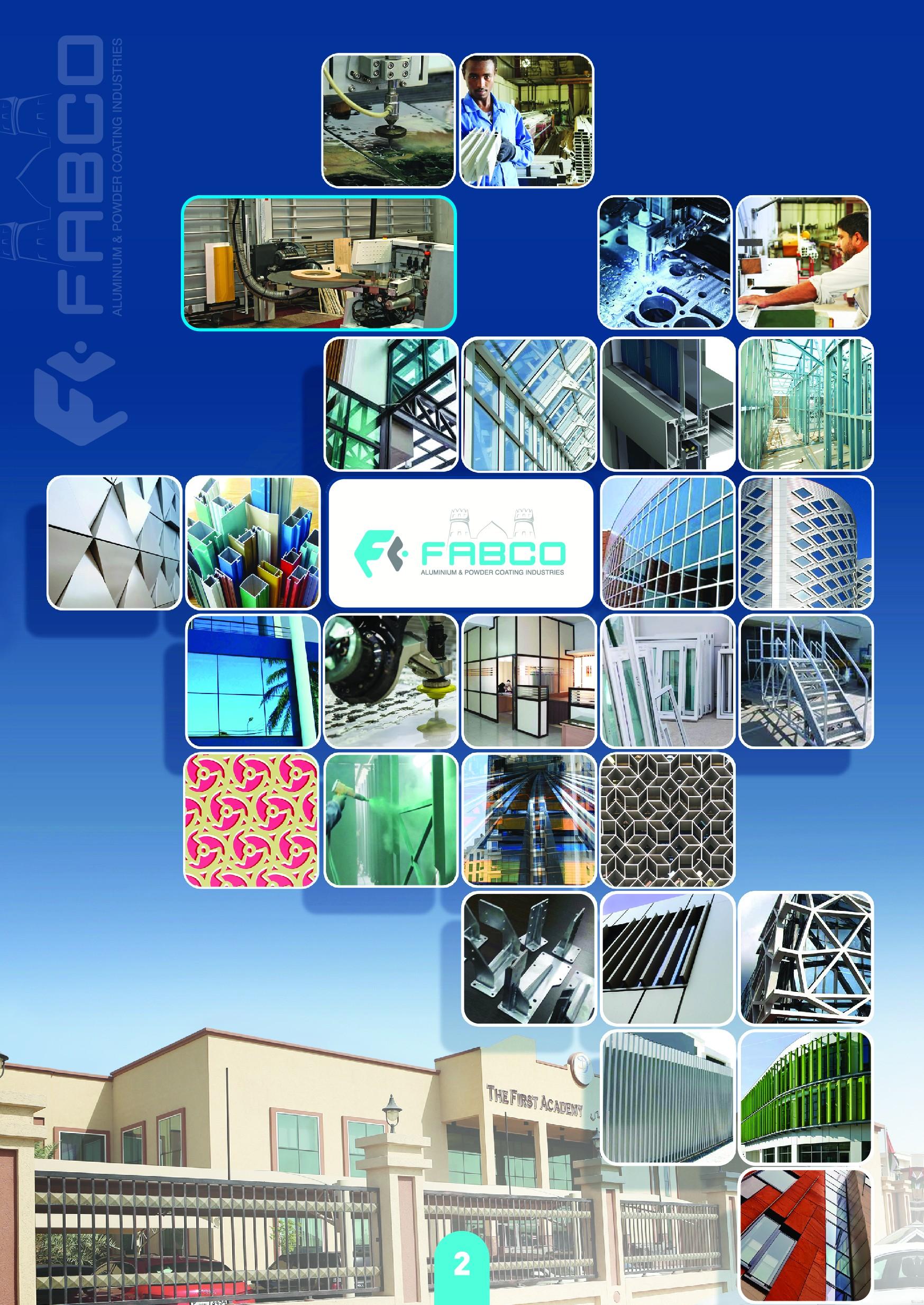 Fabco Aluminium & Powder Coating Industries | LinkedIn