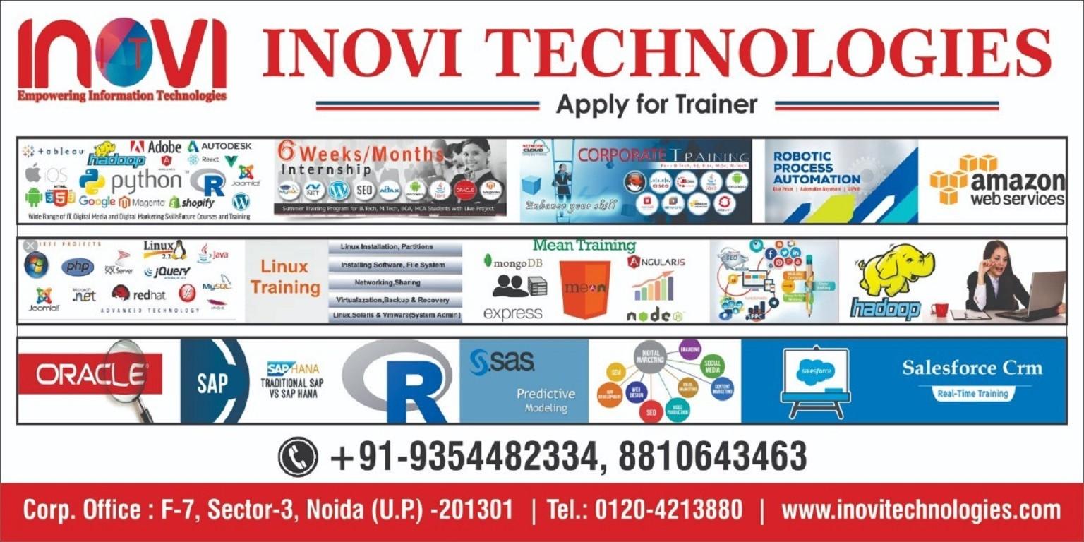Inovi Technologies Pvt Ltd | LinkedIn