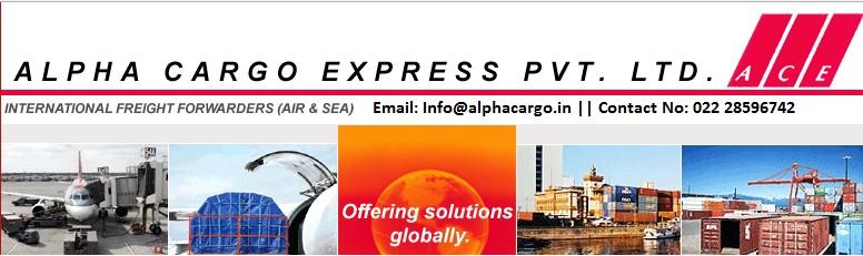 Alpha Cargo Express Pvt  Ltd  - India | LinkedIn
