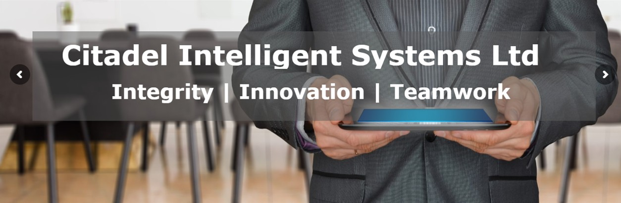 Citadel Intelligent Systems Ltd  | LinkedIn