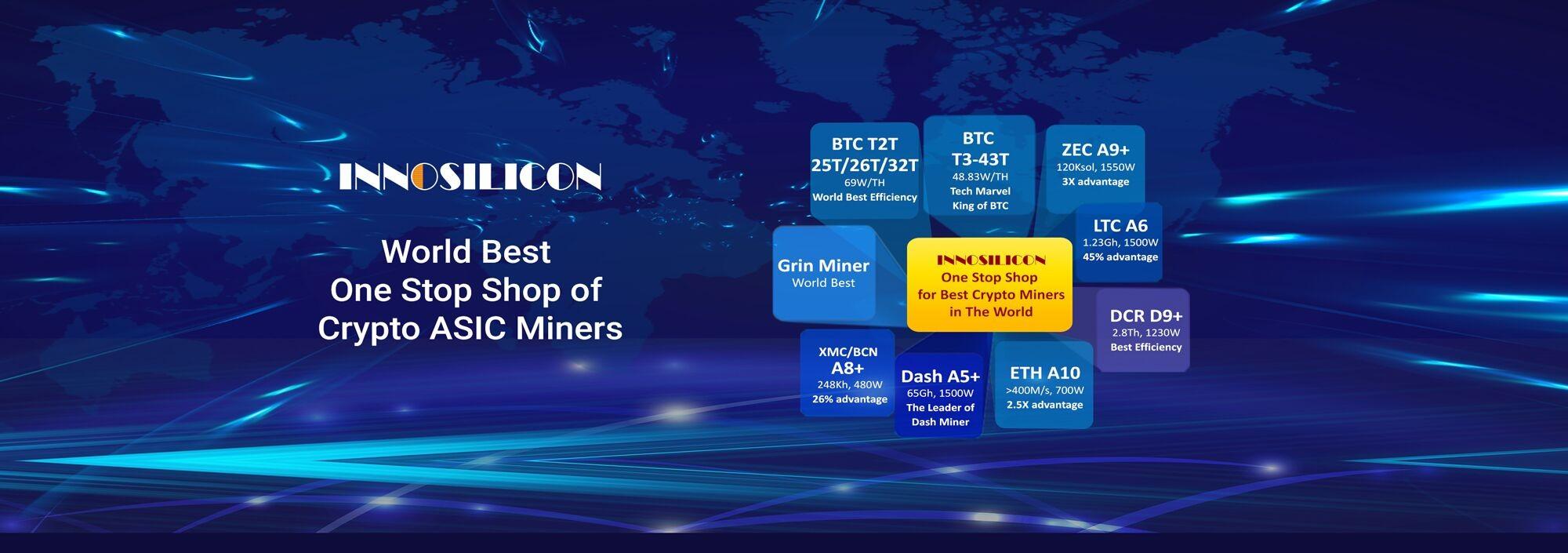 Innosilicon Miner | LinkedIn