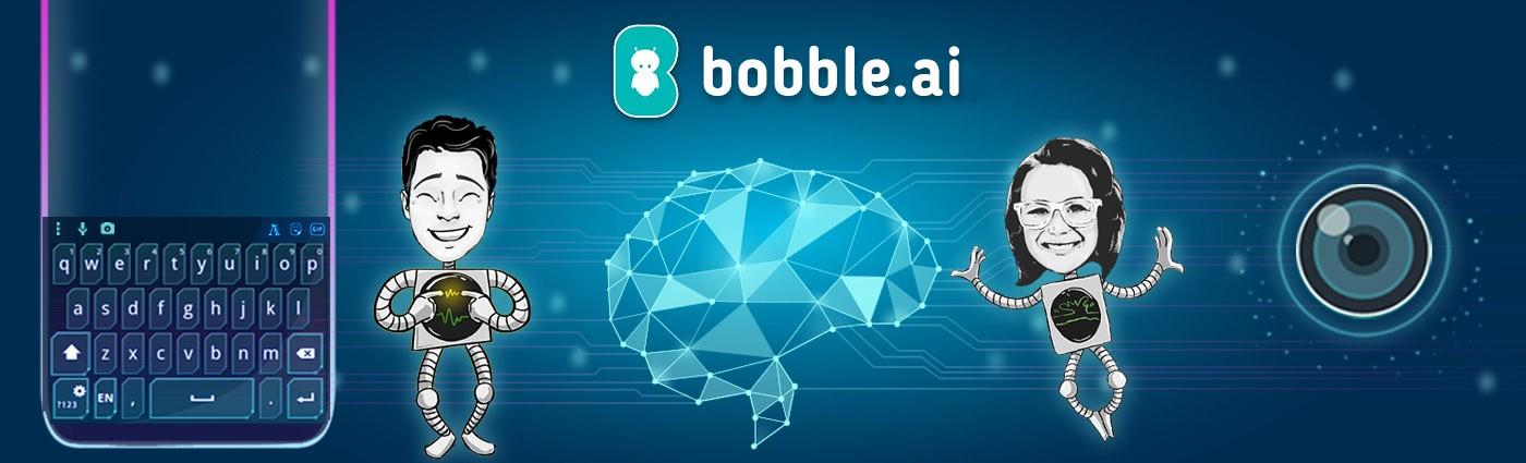 Bobble AI-social keyboard app