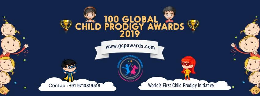 Global Child Prodigy Awards | LinkedIn