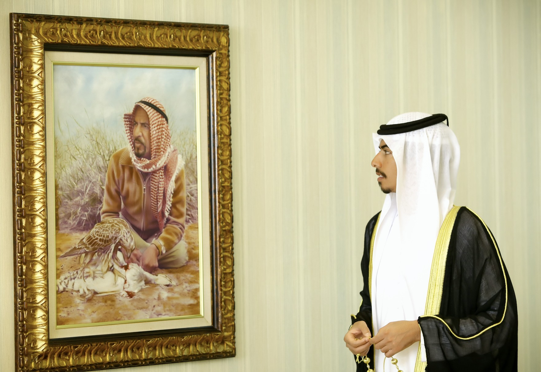 Private Office of Sheikh Tahnoon Bin Saeed Bin Tahnoon Al