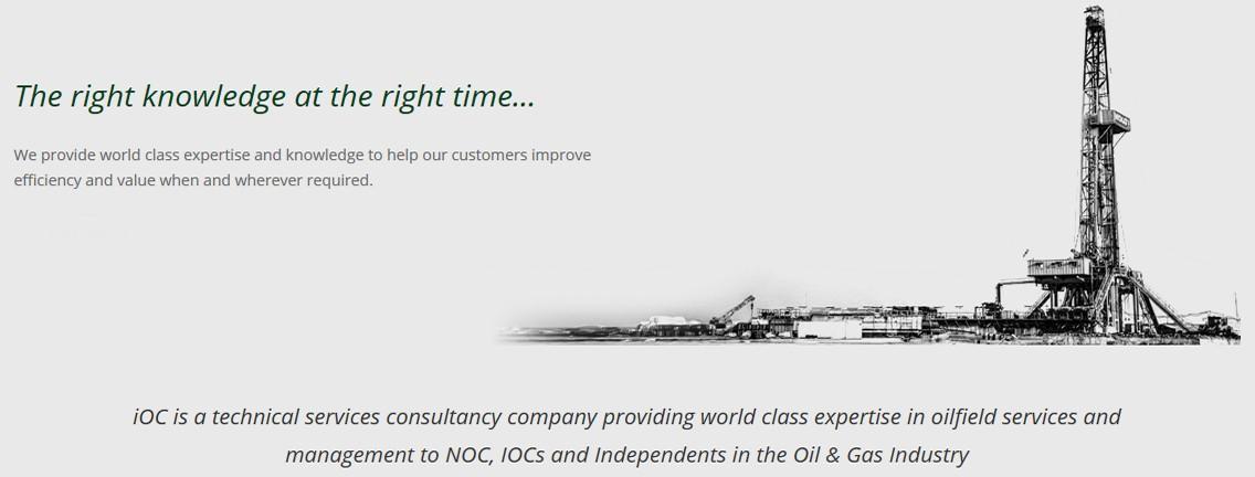 inTime Oilfield Consultants | LinkedIn