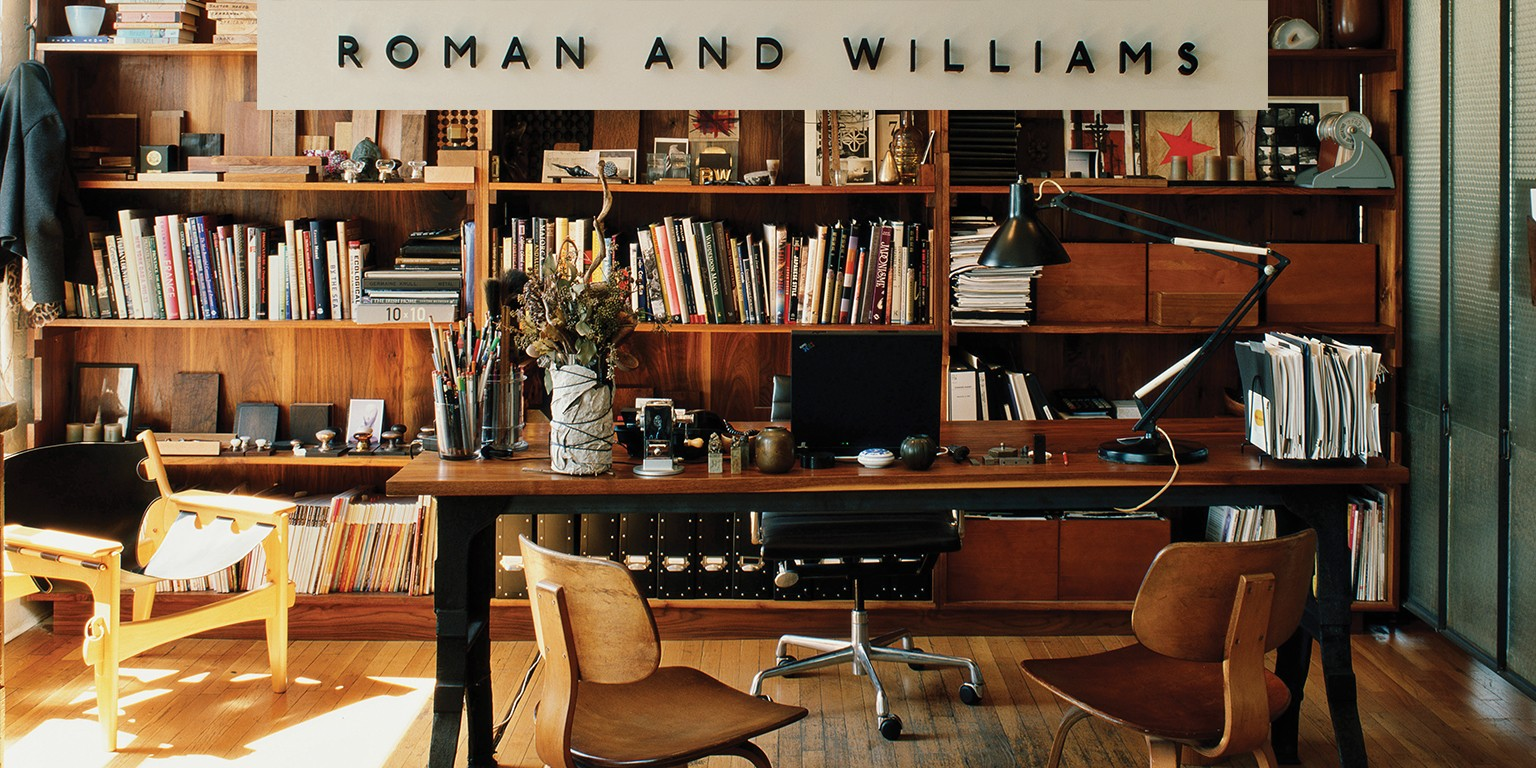 Roman And Williams Buildings Interiors Cover Image