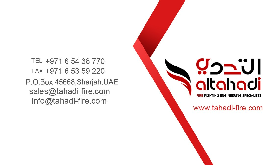 Al Tahadi Security and Safety Equipment Trading | LinkedIn