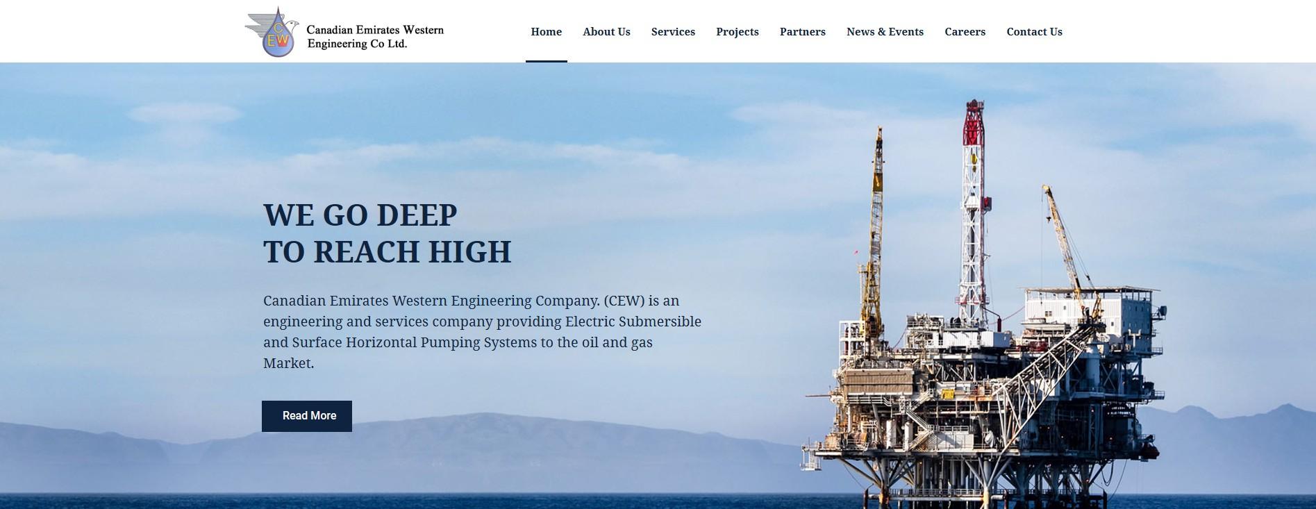 Canadian Emirates Western Engineering Co LLC | LinkedIn
