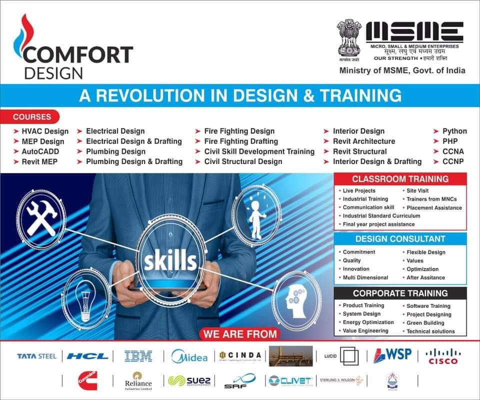 Comfort Design Linkedin