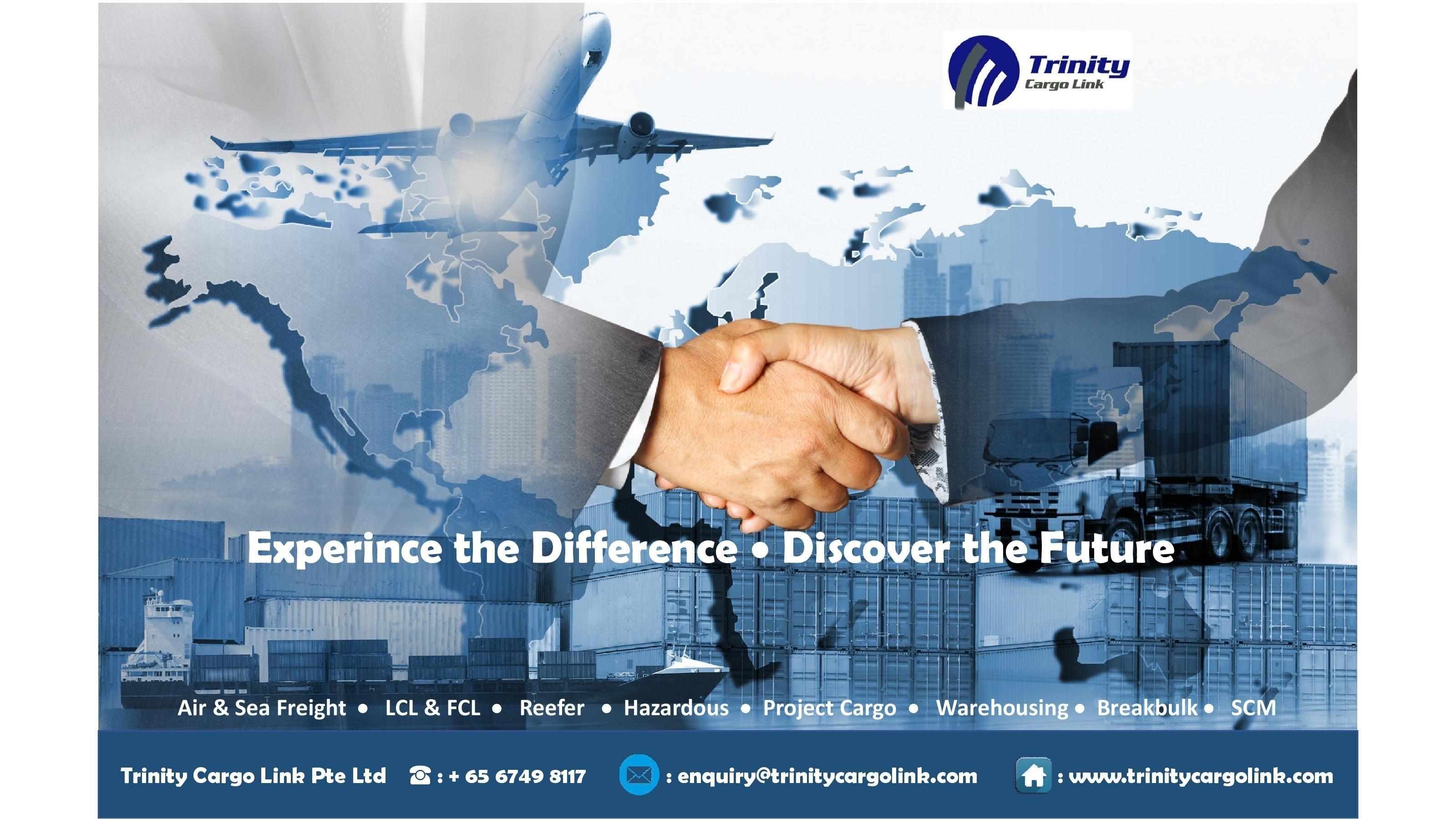 Trinity Cargo Link Pte Ltd   LinkedIn