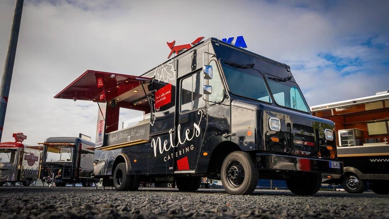 Moderne Gastro Galore - Food trucks, Madvogne, Mad Cykler og Promotion MO-92