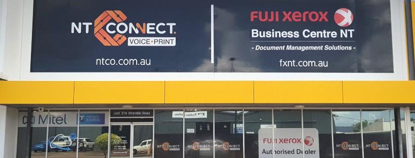 Fuji Xerox Business Centre Nt Cover Image