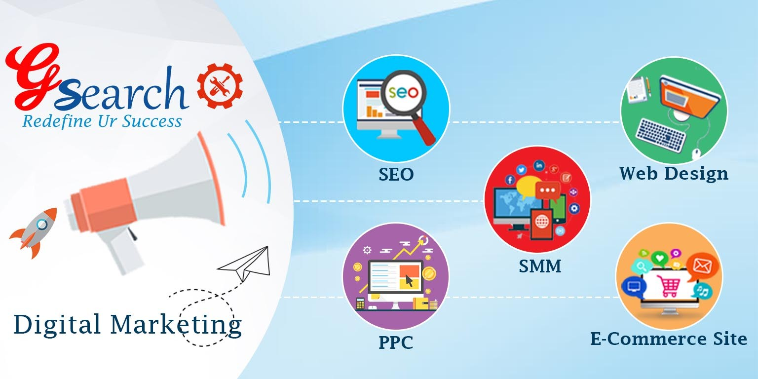 GSearch Network Private Limited | Best SEO Company in Bangalore | LinkedIn