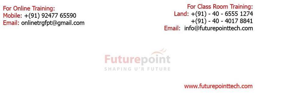 FUTUREPOINT TECHNOLOGIES   LinkedIn
