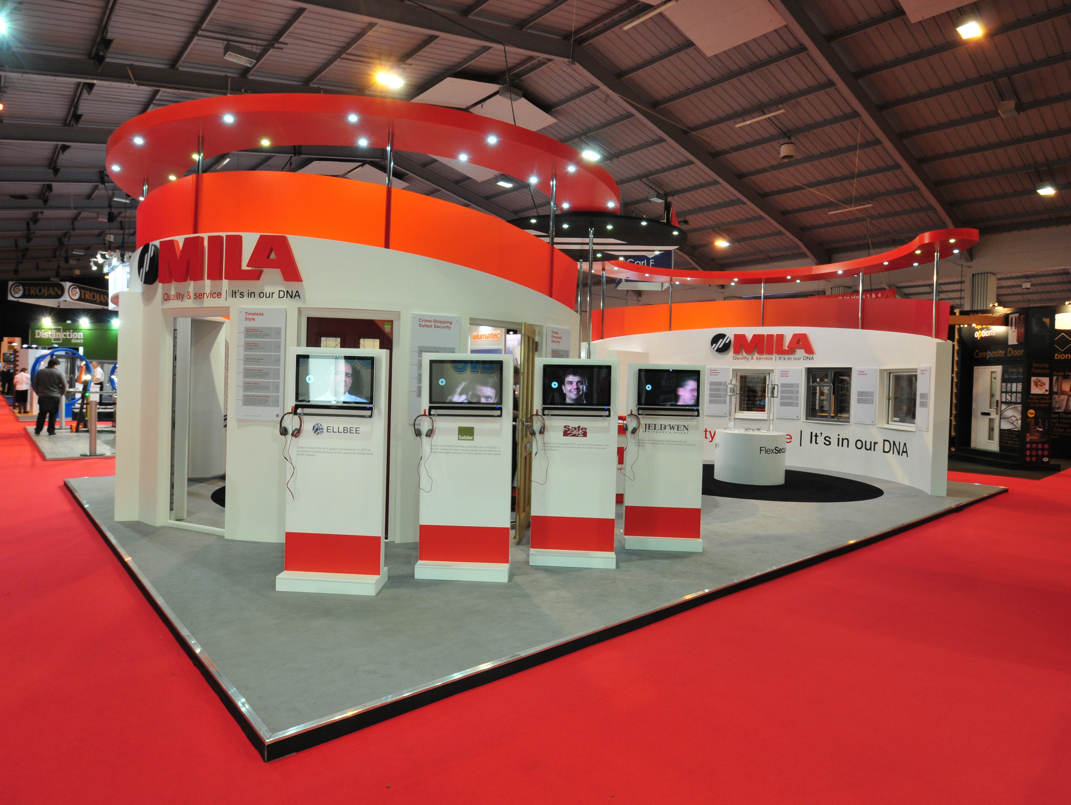 Exhibition Stand Builders Northampton : First impressions exhibitions ltd linkedin