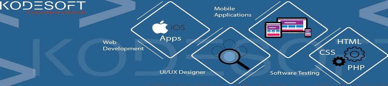 Kodesoft Technologies - A Mobile App and Web Development