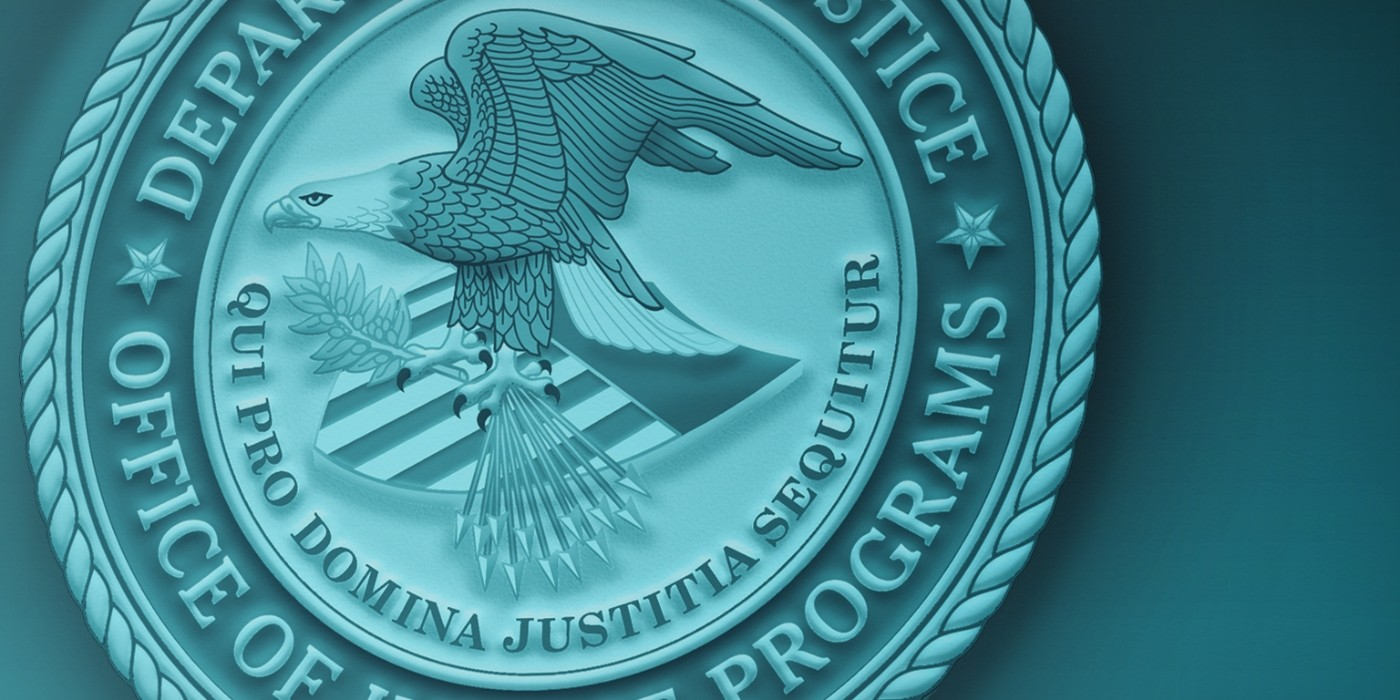 U S  Department of Justice, Office of Justice Programs (OJP