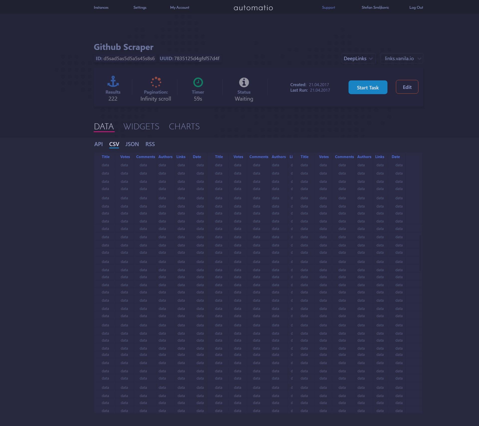 Automatio - Web Monitoring, Data Mining | LinkedIn