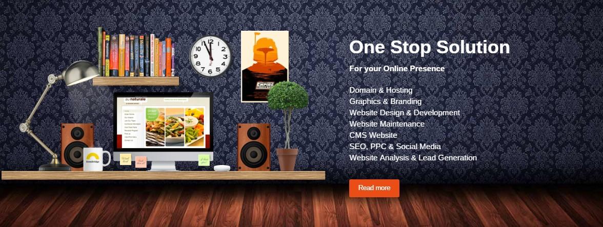 ClickPoint Solution - Web Design Company, Bangalore, India