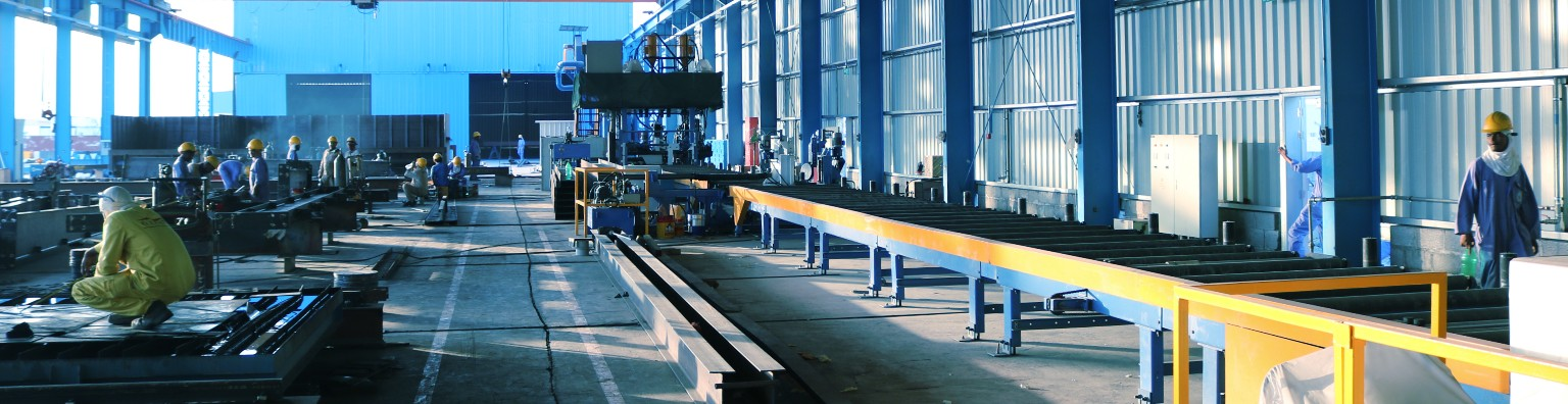 818b905c36f AL HAJIRY ME Division (Structural Steel Hot Rolled/PEB/Sandwich  Panel/Purlin/Decking)
